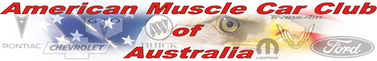 American Muscle Cars Australia